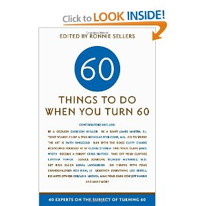 Sixty Things to Do When You Turn Sixty [book cover]
